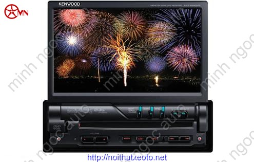 Kenwood KVT-534DVD