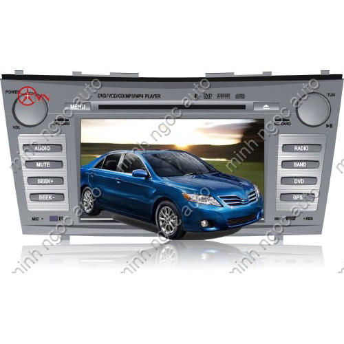 Đầu dvd ANDROID  Đầu dvd Android System HDMI Xe Camry 08-11