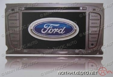 Đầu DVD FUKA 5088 For FORD MONDEO 2009