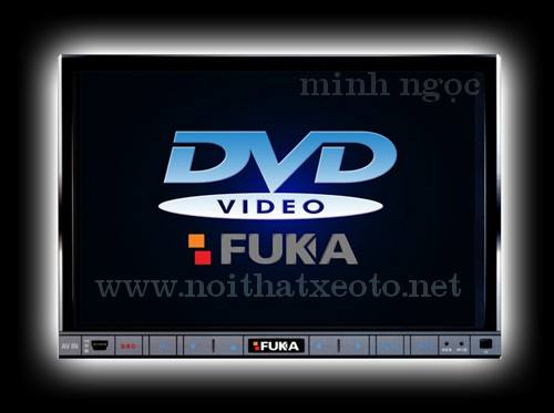 Đầu DVD FUKA 5078 For FORD FOCUS