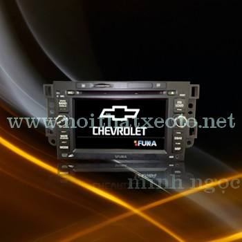 Đầu DVD FUKA HD3307 FOR CHEVROLET CAPTIVA