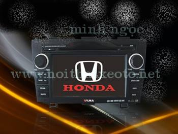Đầu DVD FUKA K336 For HONDA CR-V