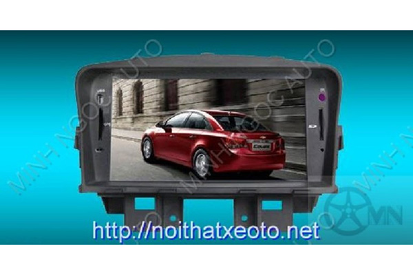 DVD For Lacetti Nhâp Khẩu - DVD FUKA 6605 HD
