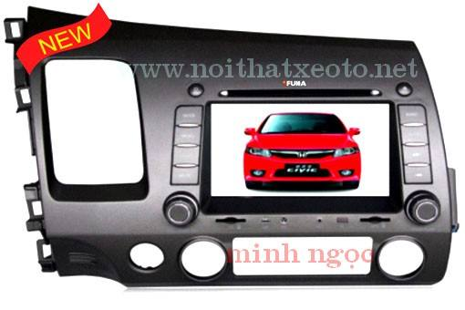 Đầu DVD FUKA HD 3853 For HONDA CIVIC